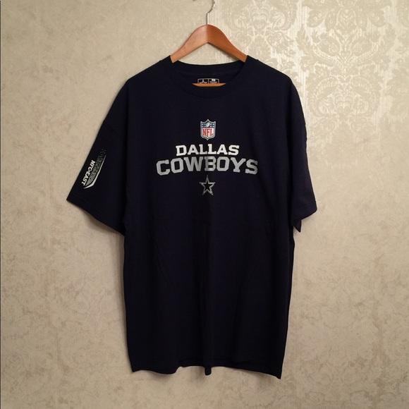 59b02f4e4 Cowboys Team Apparel Shirts